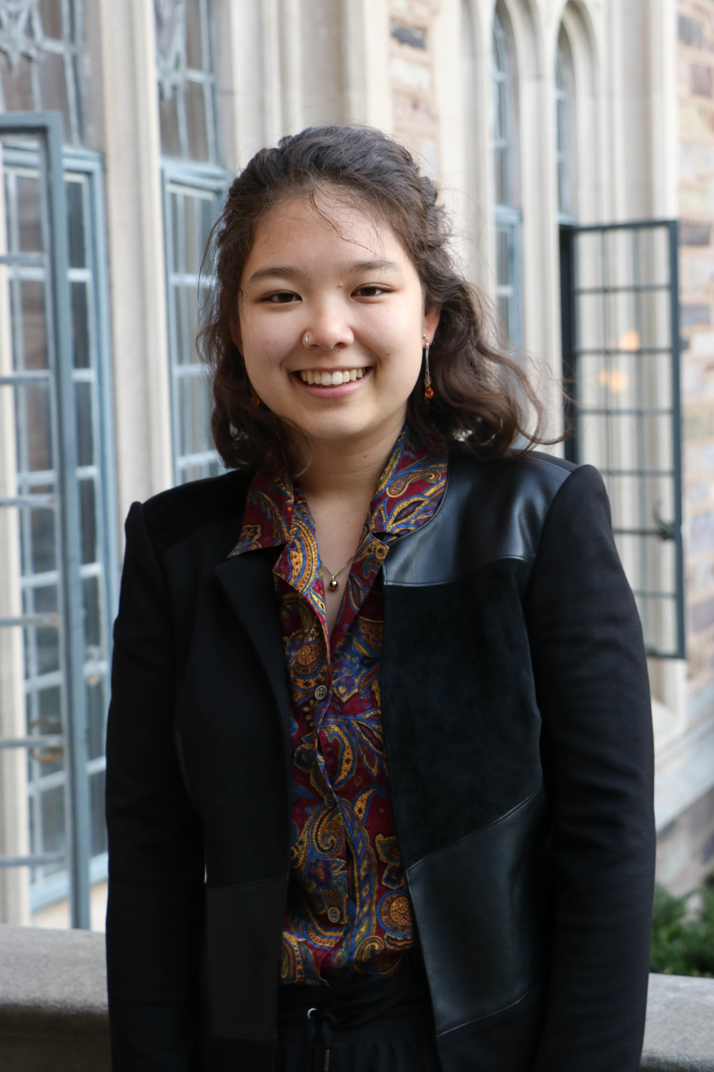 SOFIE KIM   Director of Operations  Sofie Kim is a junior in the East Asian Studies department. After high school, she spent a year in China, where she developed a passion for US China Relations. Sofie has been a member of PUCC since her freshman year, and Director of Operations since her sophomore year.