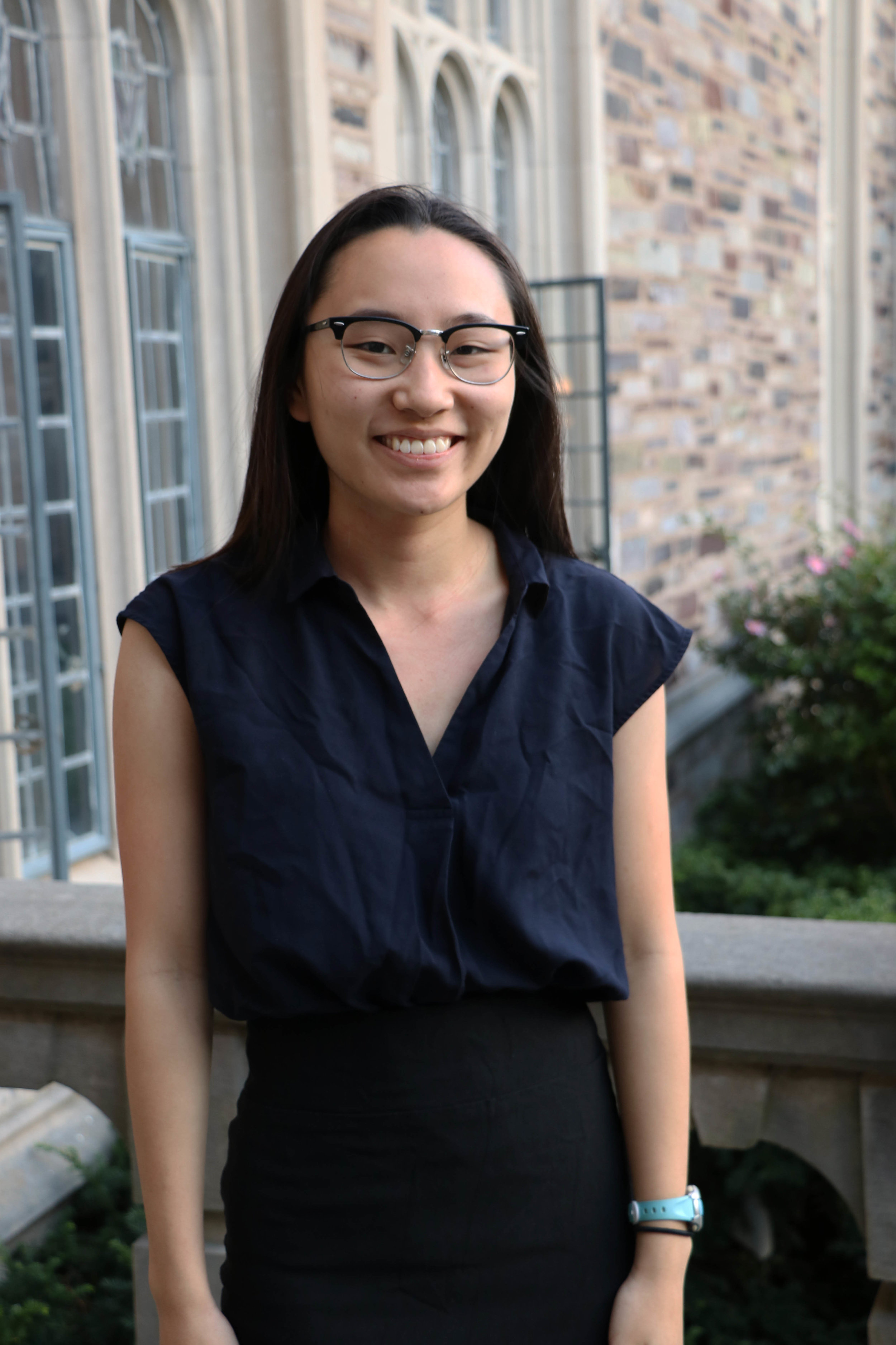 GRACE XU   Grace is a freshman interested in majoring in Economics, Politics, or the Woodrow Wilson School with certificates in History and the Practice of Diplomacy or American Studies. She is particularly interested in the current climate of US-China Relations, especially in terms of economics and politics. Beyond PUCC, Grace is involved on campus with the Princeton Debate Panel, Business Today, and Princeton University Nonprofit Consultants. She is also a member of the Asian American Students Association.