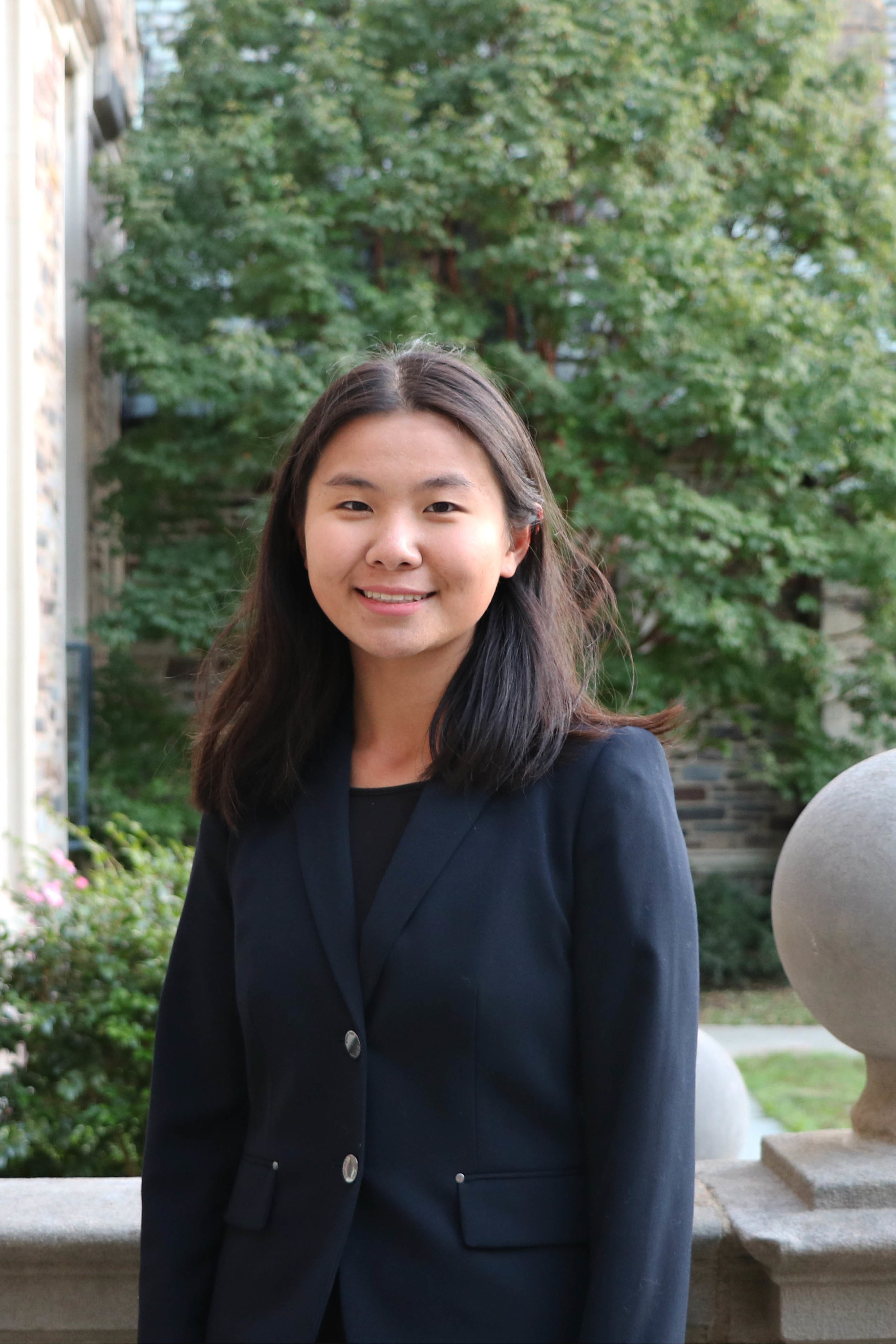 JACQUELINE HE   Jacqueline is a freshman from San Jose, California. She plans to major in Computer Science with potential certificates in Creative Writing and Finance. Her interests primarily lie in the intersection of personal and political narratives that arise from life in contemporary China. In addition to PUCC, Jacqueline also edits for Unfound: The Princeton Journal of Asian American Studies and serves as a Quantitative Strategist for Princeton Effective Altruism Investments. She currently resides in Wilson College.