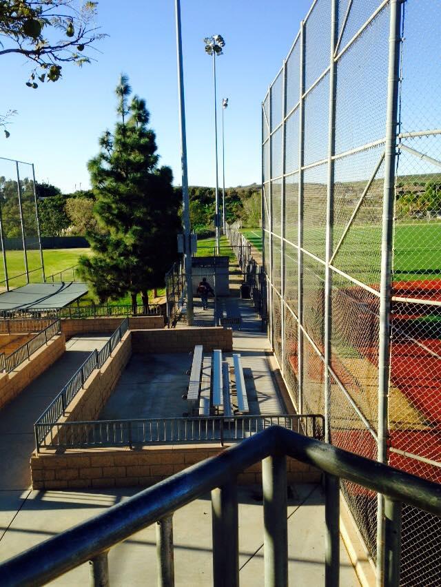 Backstop sidelines turf field.jpg