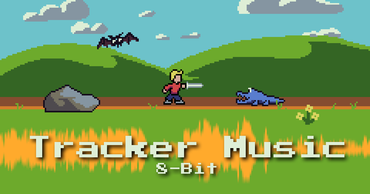 Tracker Music - 8 Bit Title Screen.png