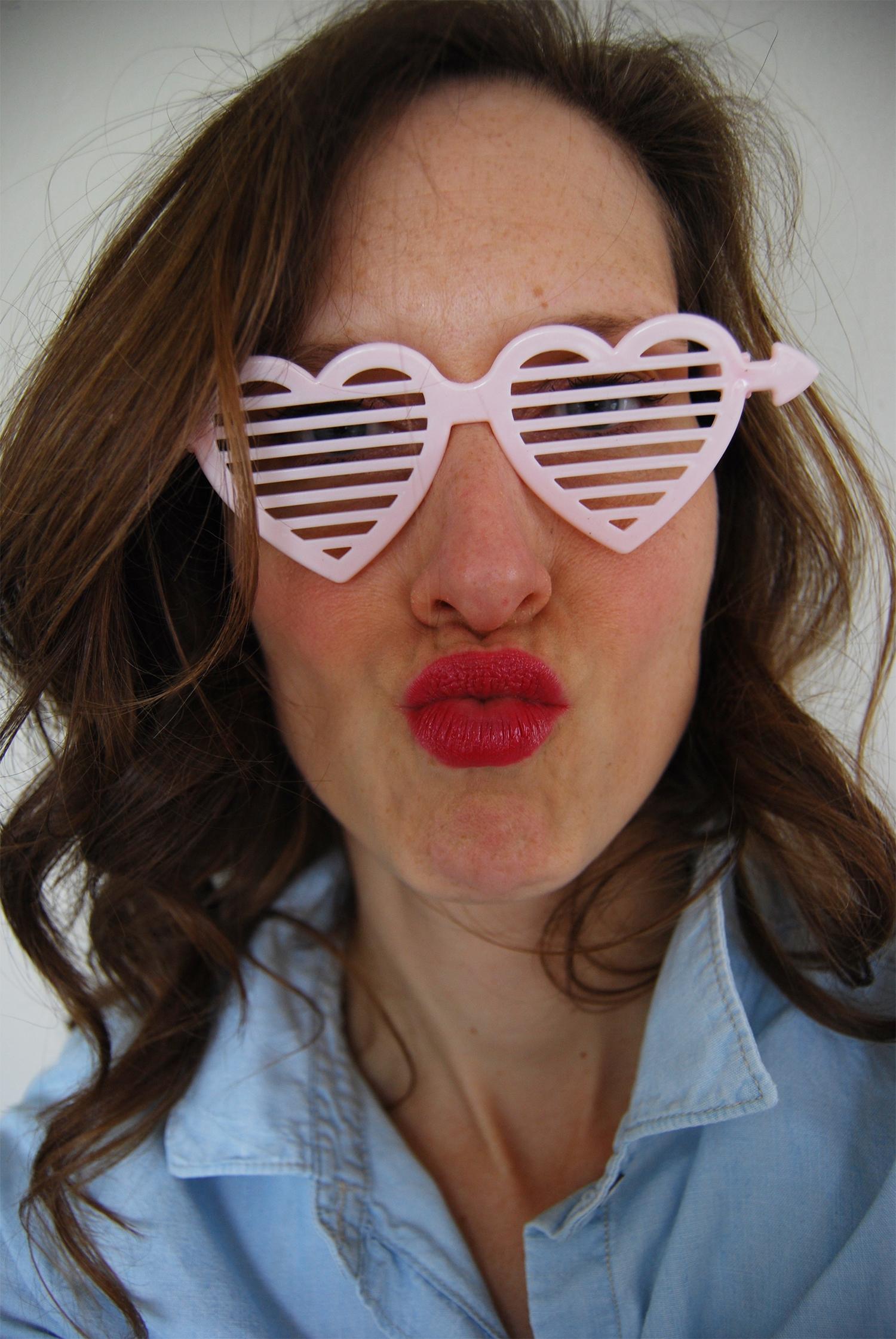 Pucker Up Valentine.
