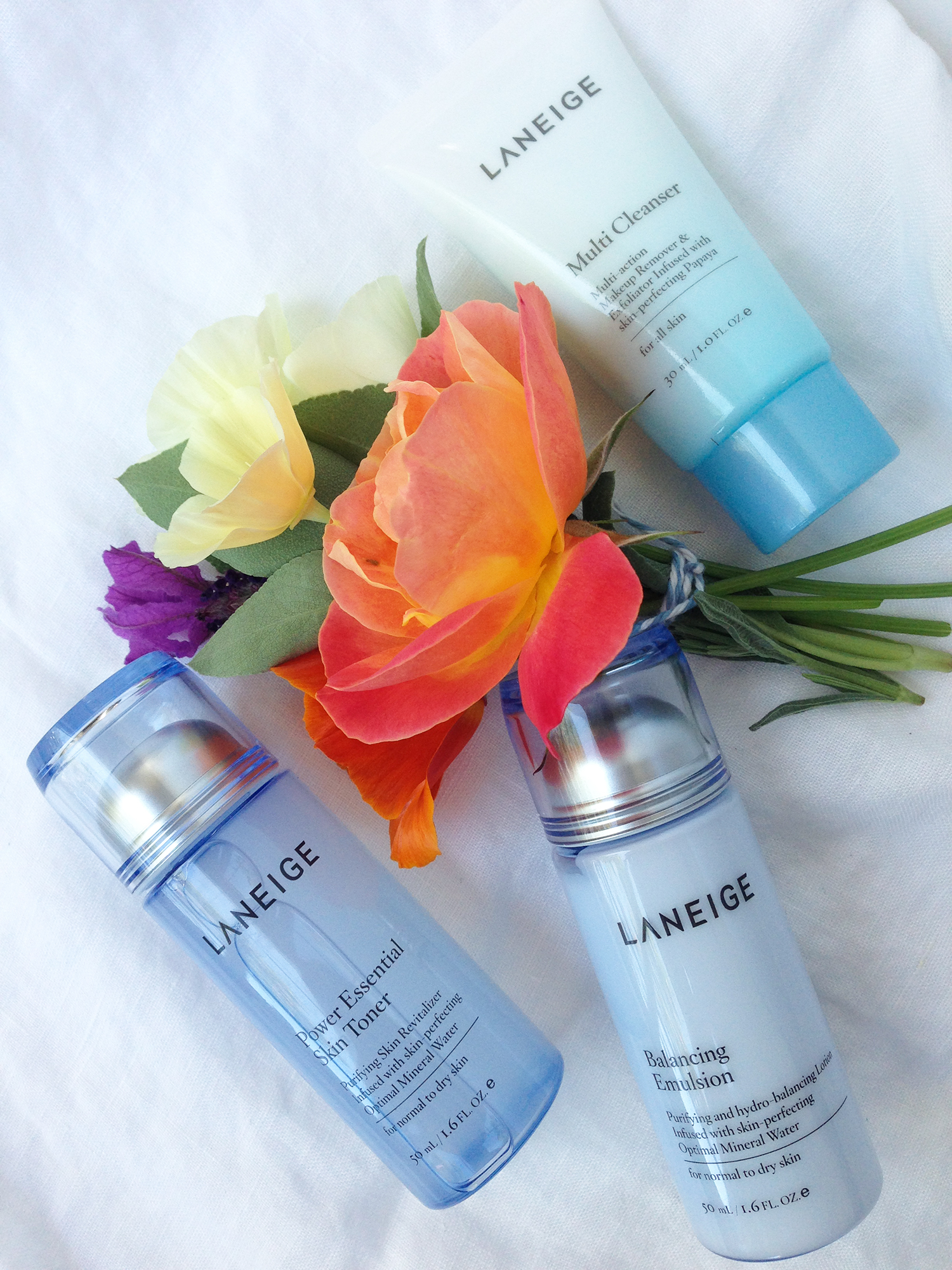 Laneige. At Target. Trying It.