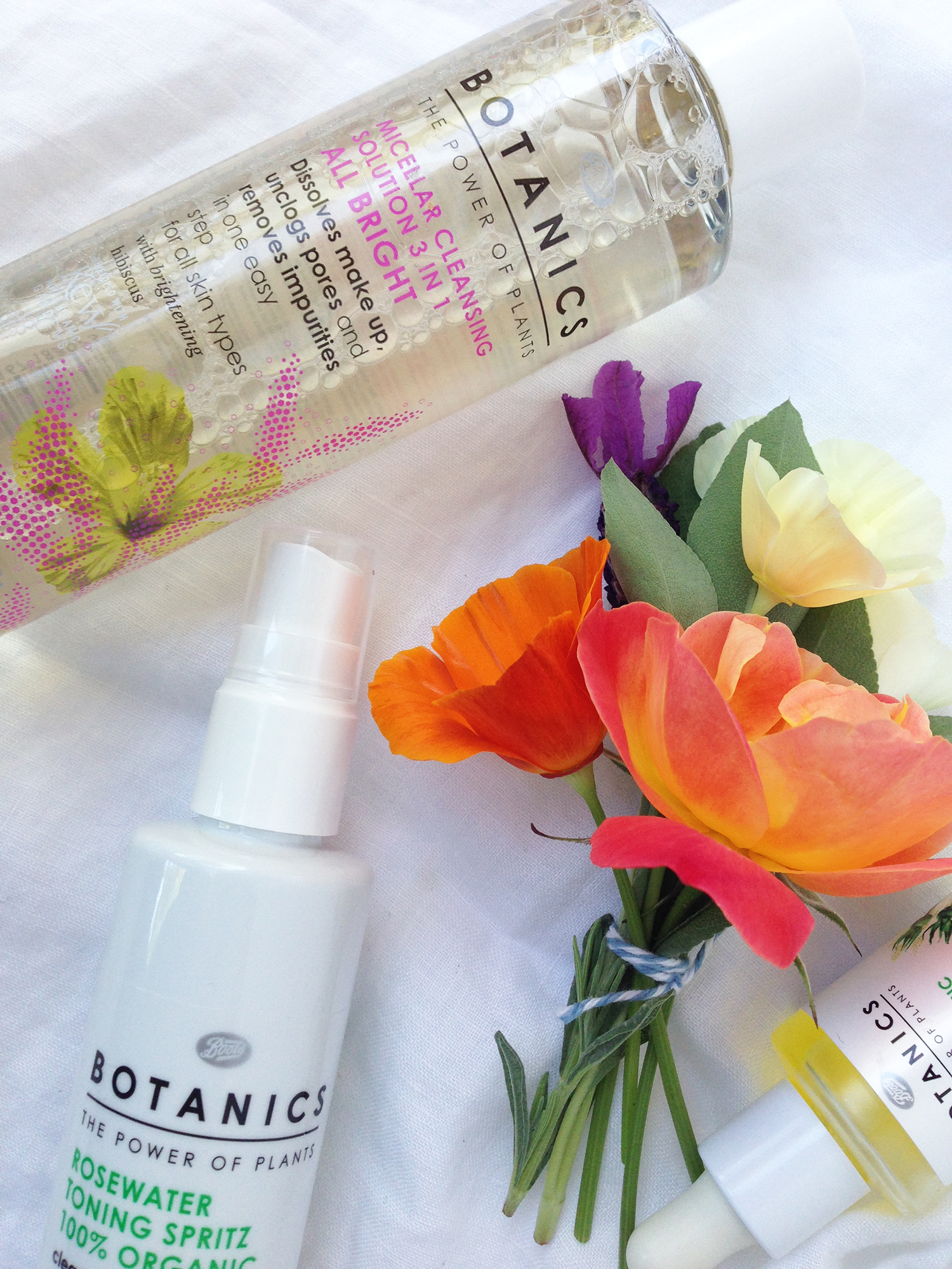 Boots Botanics. Good Stuff For Cleaning Delicate Skin. Target!