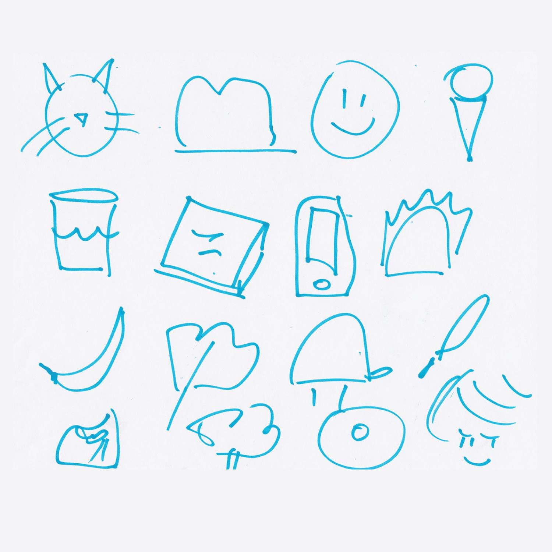 1 Minute Illustrations.