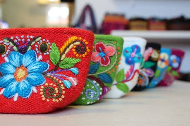 #ayacucho #peru #coinpurse #embroidered #gift