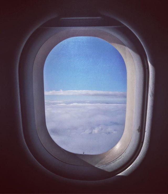 In flight entertainment 📺✈️😏 #avgeek #FlyLikeMiles #windowseat