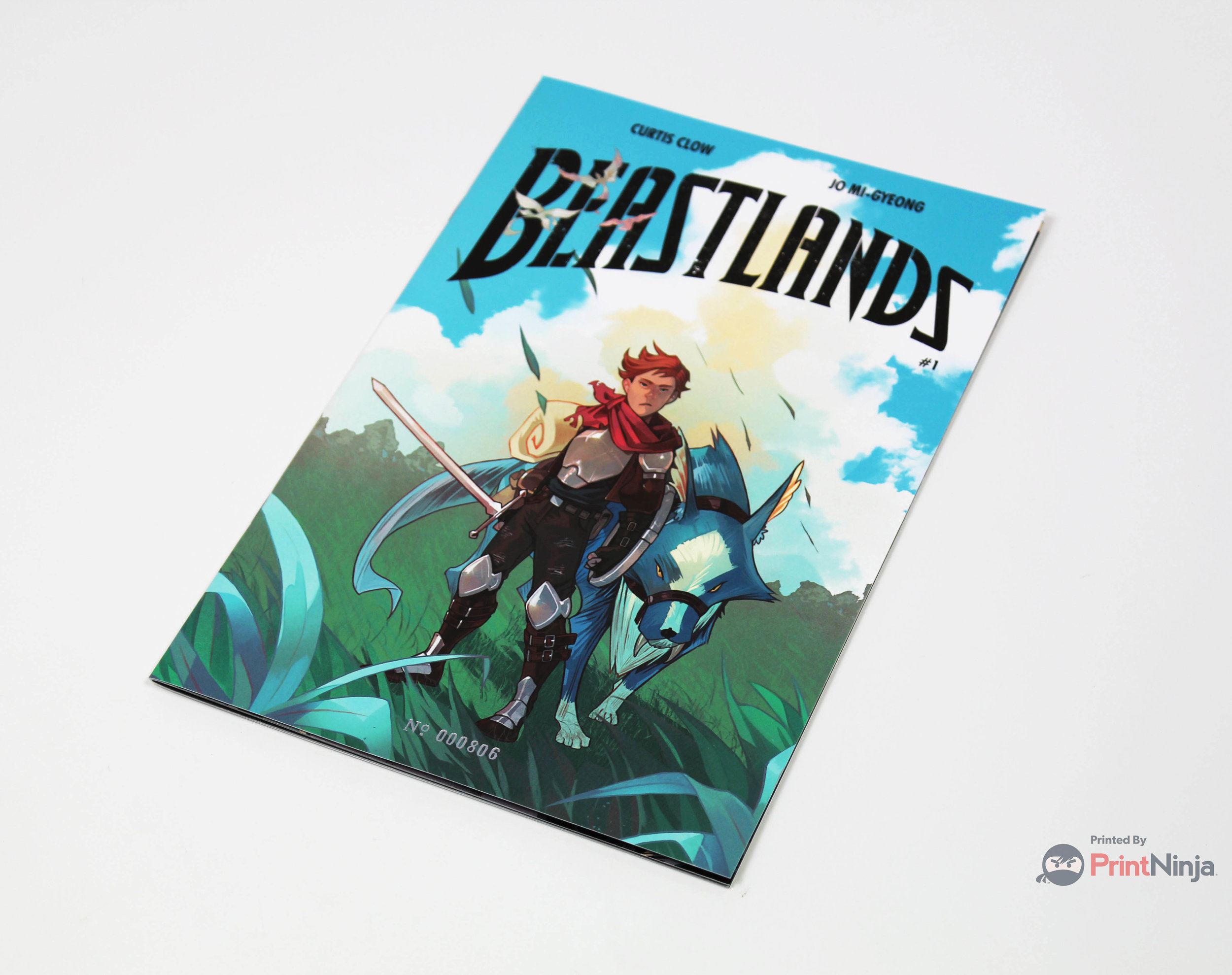 Collectors Beastlands #1 - 50 copies on sale!