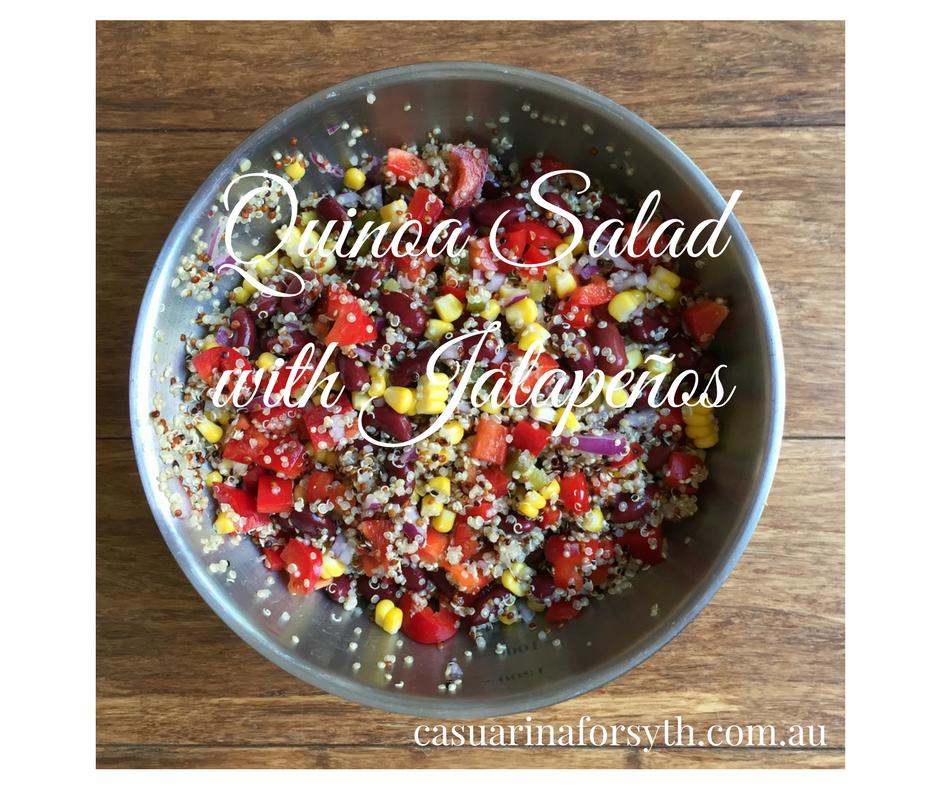 The best quinoa salad recipe