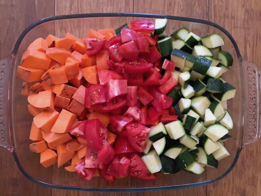 The best roast veggies