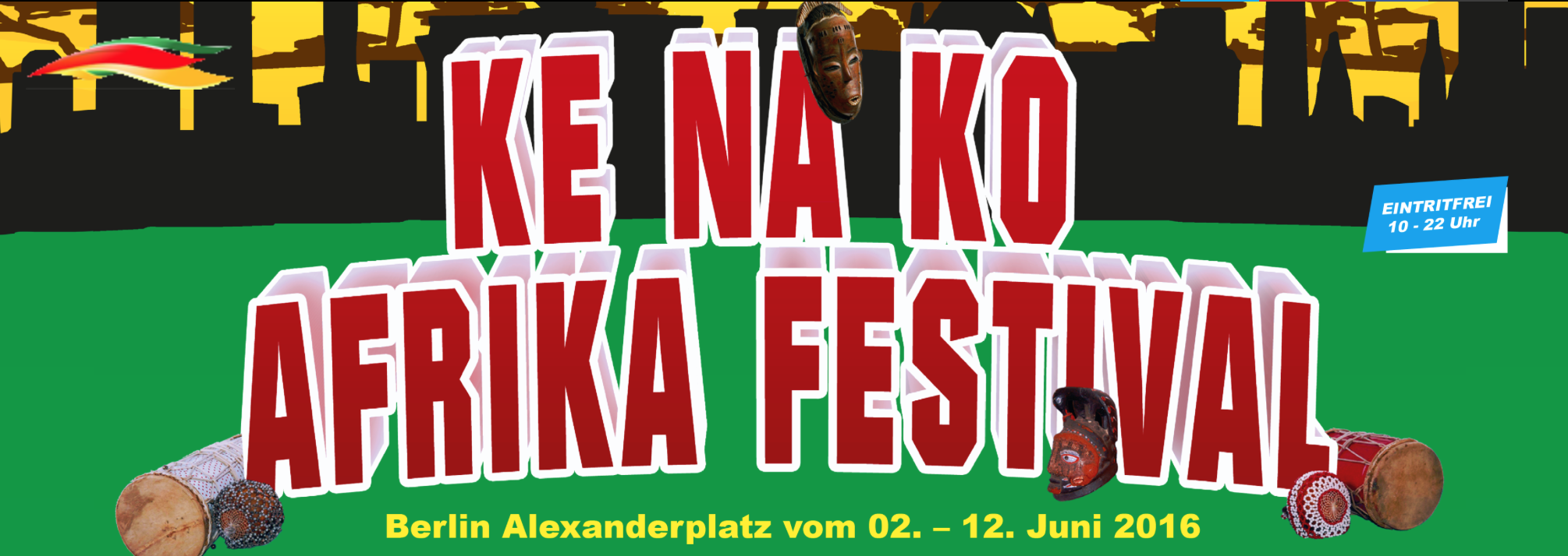 "On the 11th and the 12th of June the ""Messe the Brückenbauer"" will be in the Mandela-Tent of the KENAKO Event. Organizations like Pendo will have the opportunity to present their projects and targets. We would be happy if you pass by to have a chat with us and to and enjoy the Afrika Festival 2016. Fore more informations visit the website of  KENAKO ."