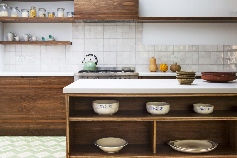 Birch Plywood Kitchen Design Holloway Beacon Hill