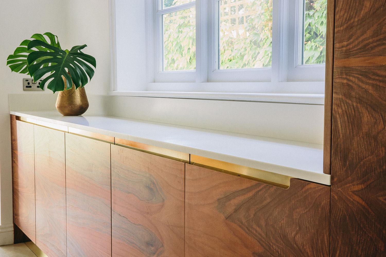 Bespoke Kitchens Camberwell Sideboard - West & Reid