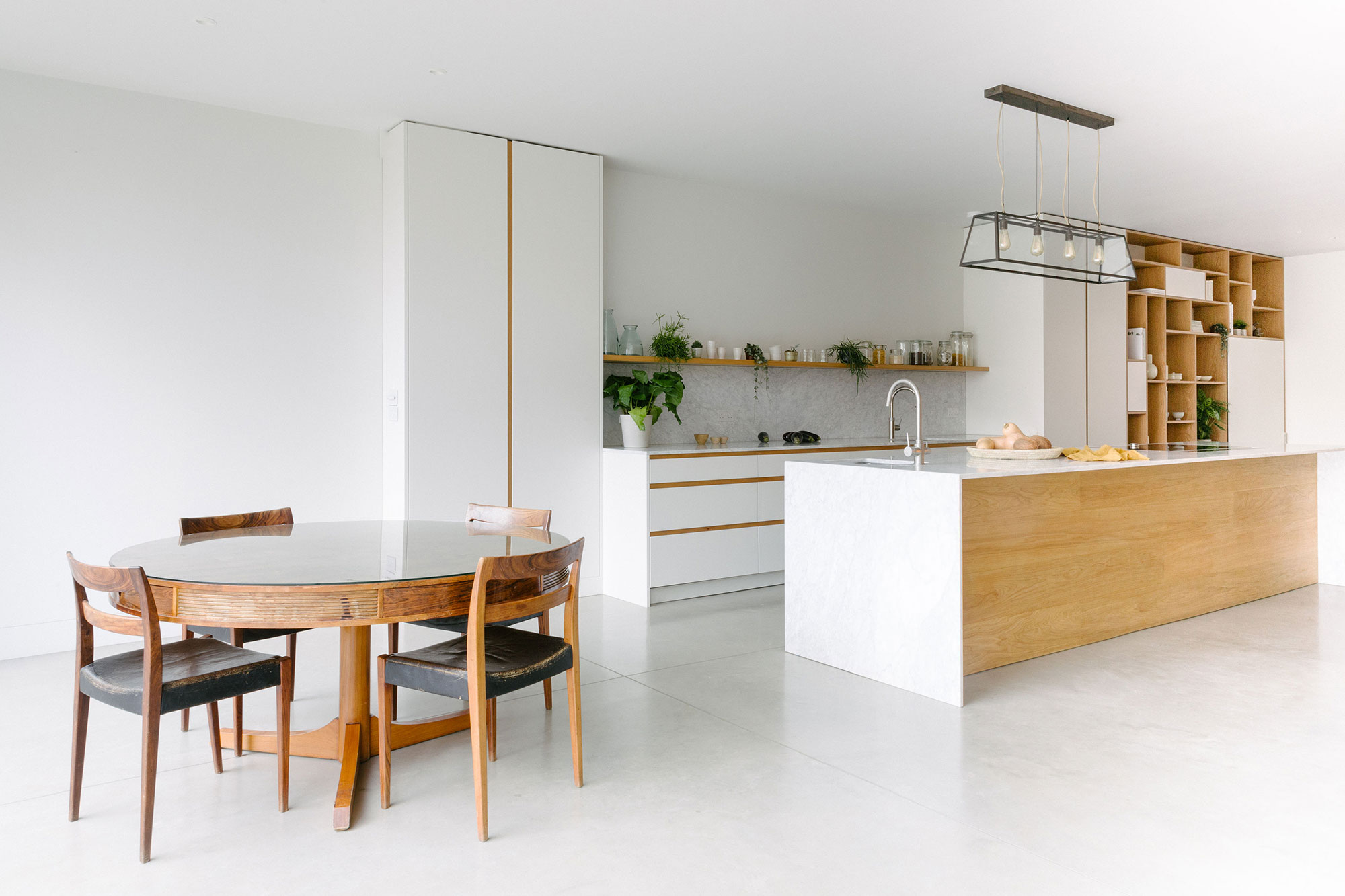 walnut cupboards, bespoke kitchens, brass, cupboard doors, west and reid, London kitchen