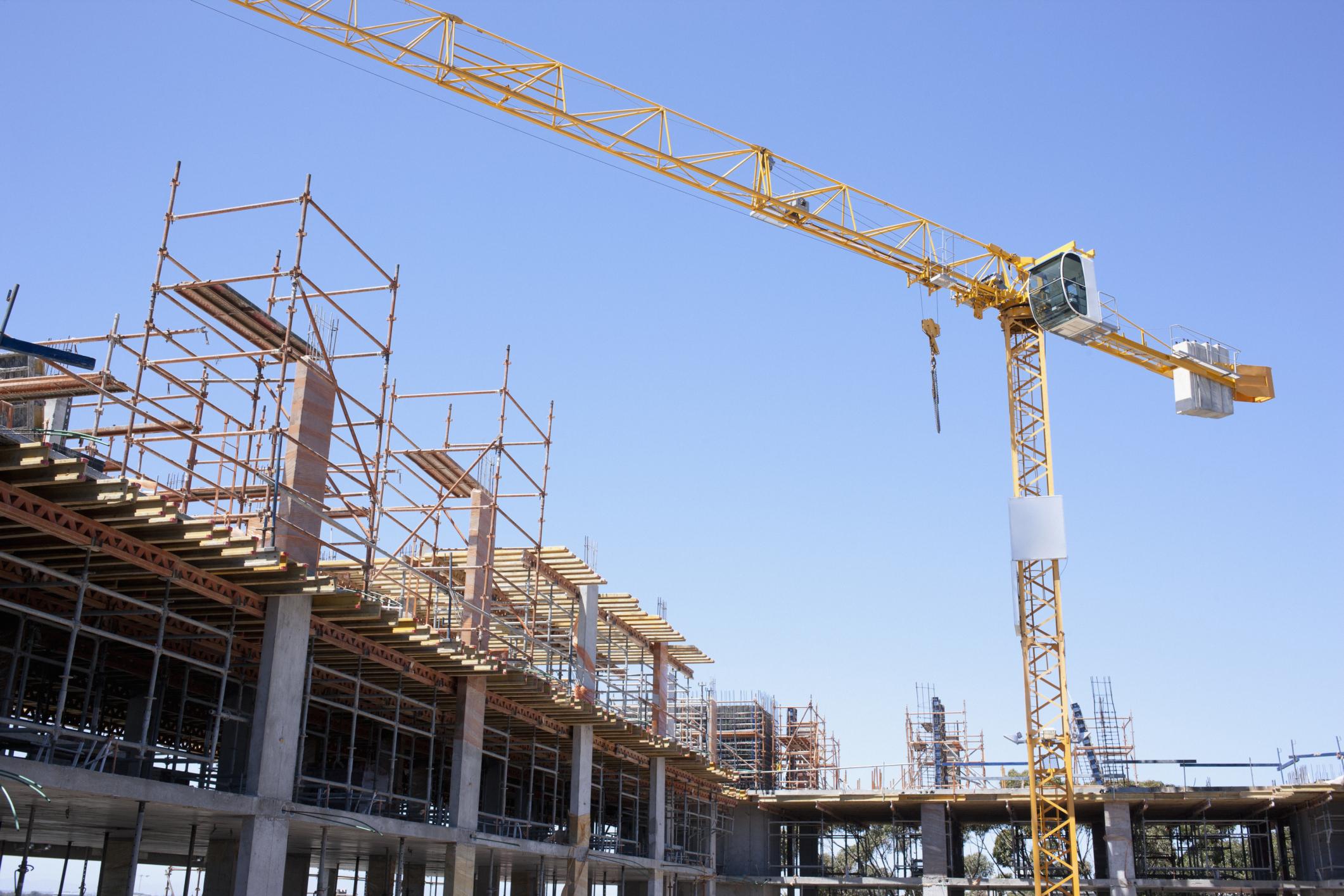 Construction: Zambia