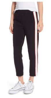 Everyone needs a pair of joggers with the a side stripe and these are under $30 if you're hesitant to invest in a pair!