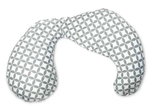 I've been dealing with lower back pain since my first trimester and this pillow has been a savior when laying in bed, sleeping, or for added support on my desk chair.