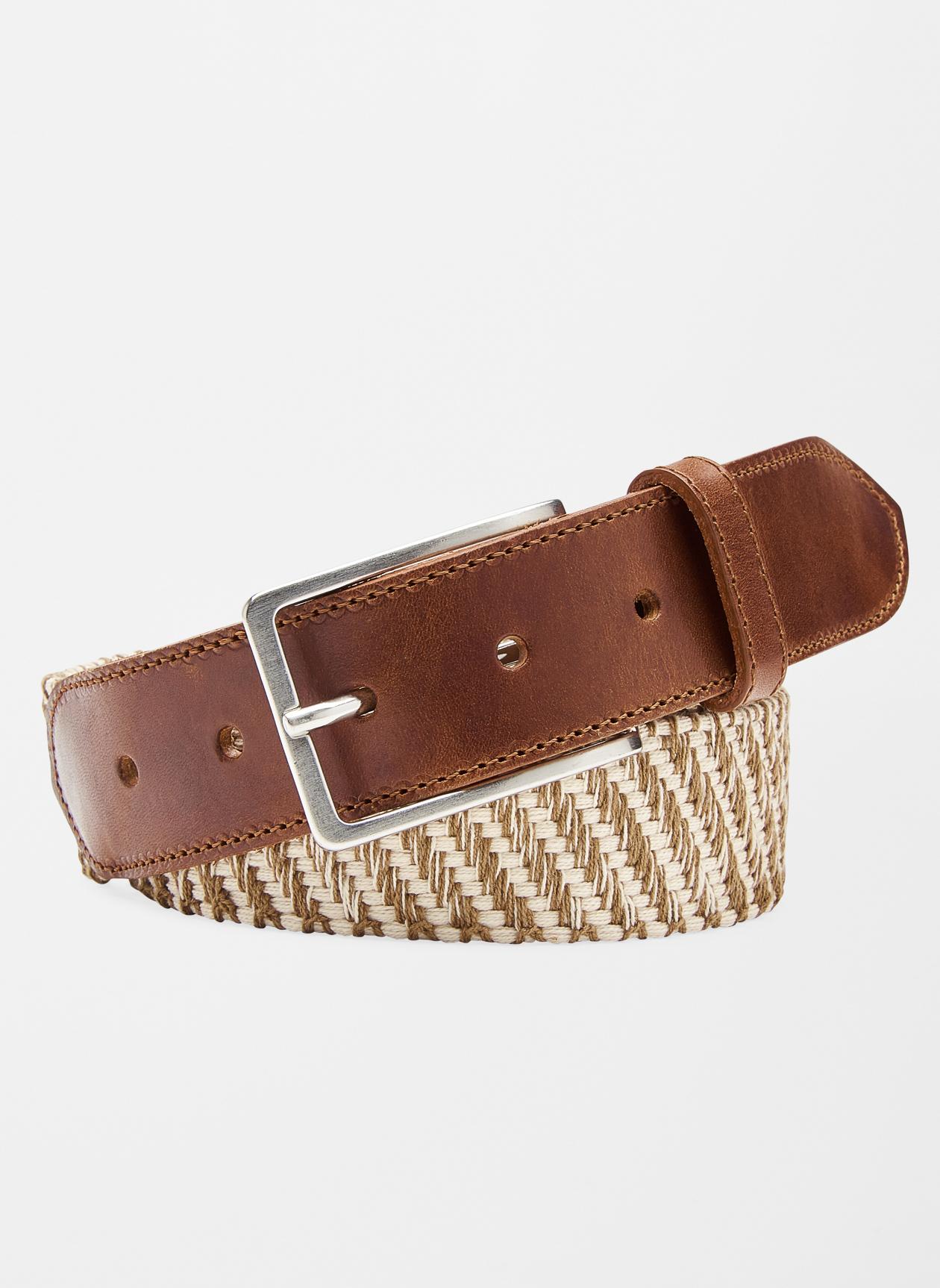 Peter Millar Summer Twill Belt