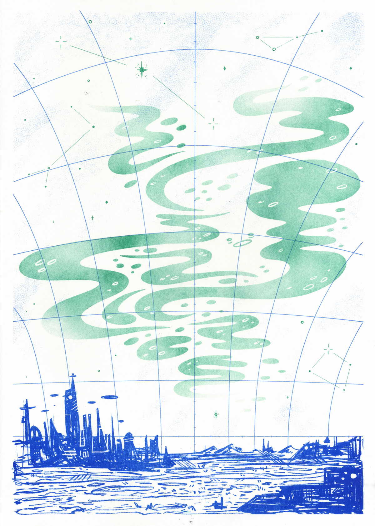 "#3 - ""Starcharts & Spaceghosts"""