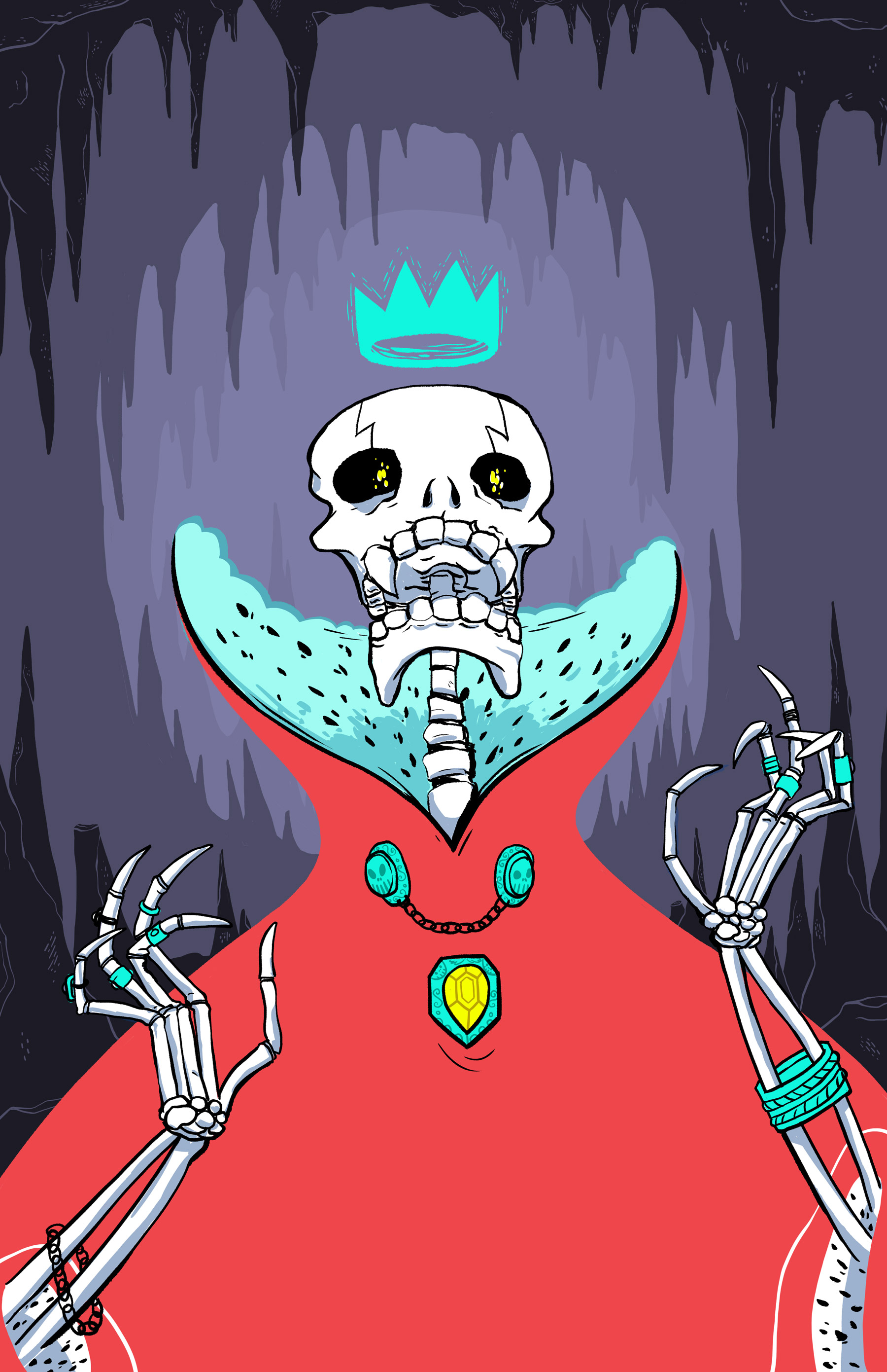 """The Bone King"""