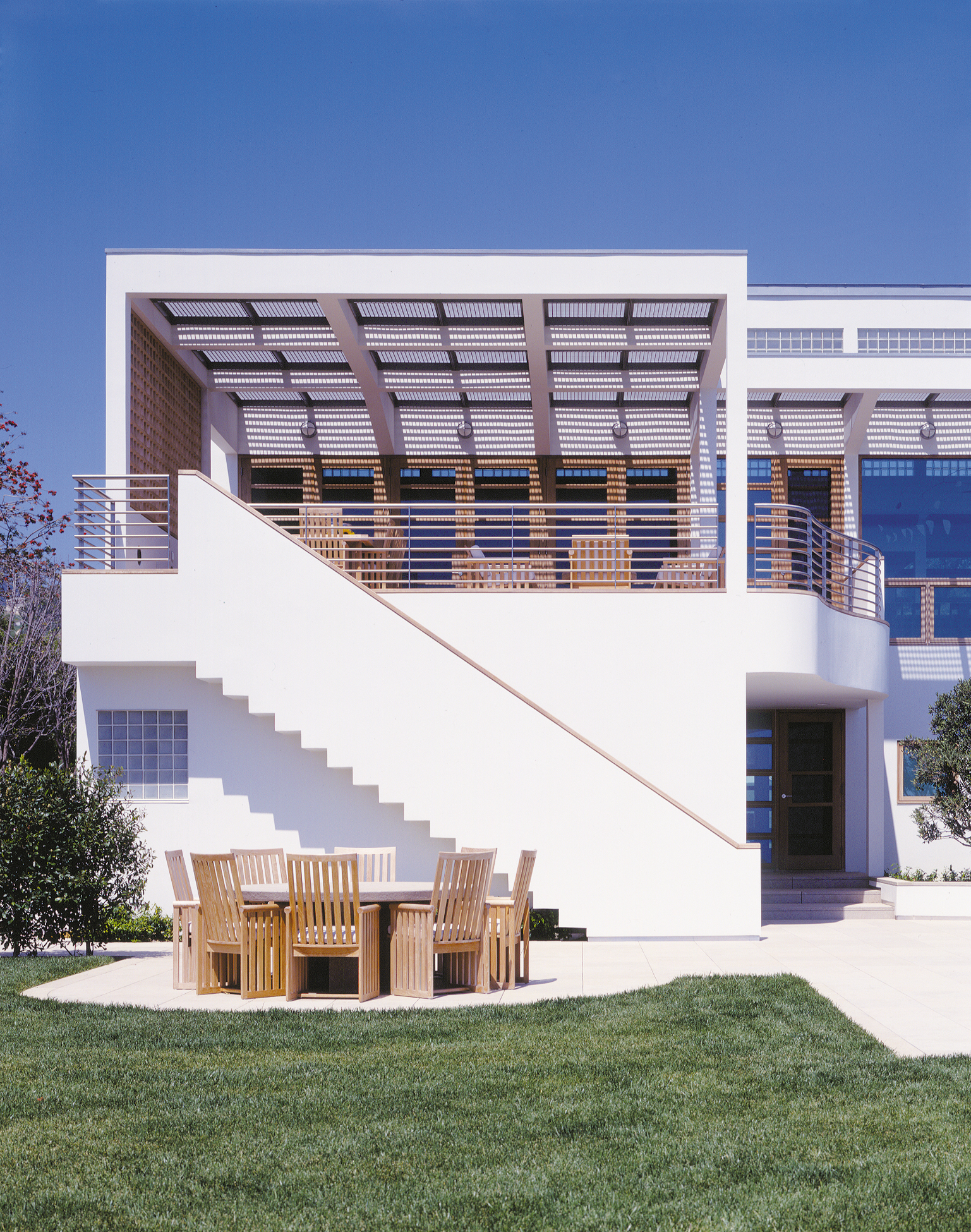 Malibu Residence, California  GSAA: Peter Pawlak, Project Architect