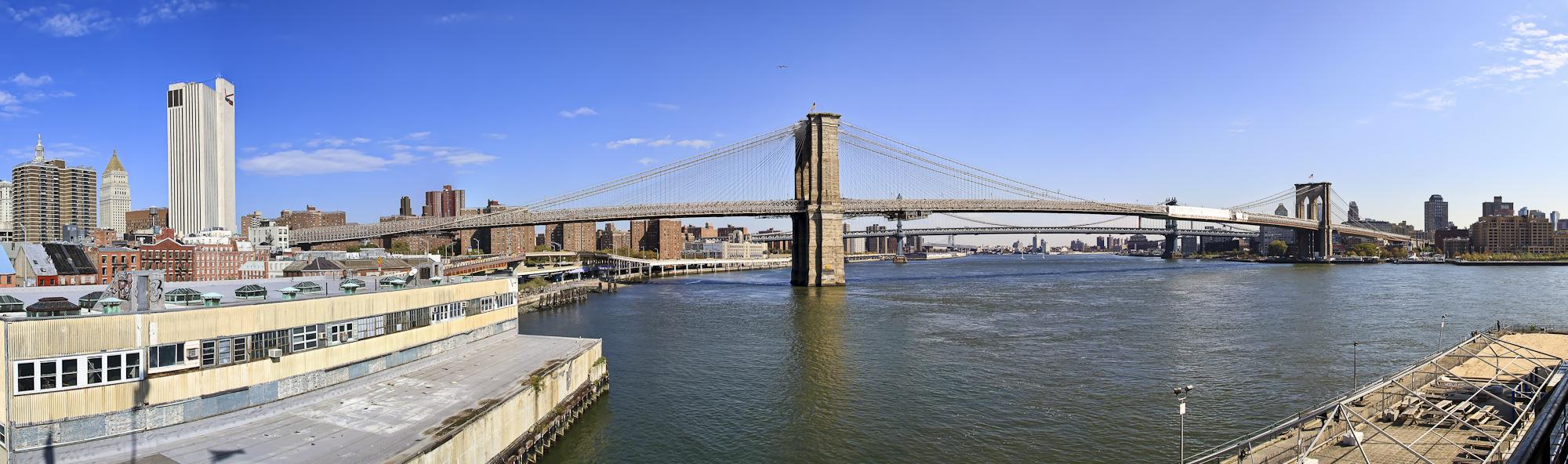 new york city :: brooklyn bridge