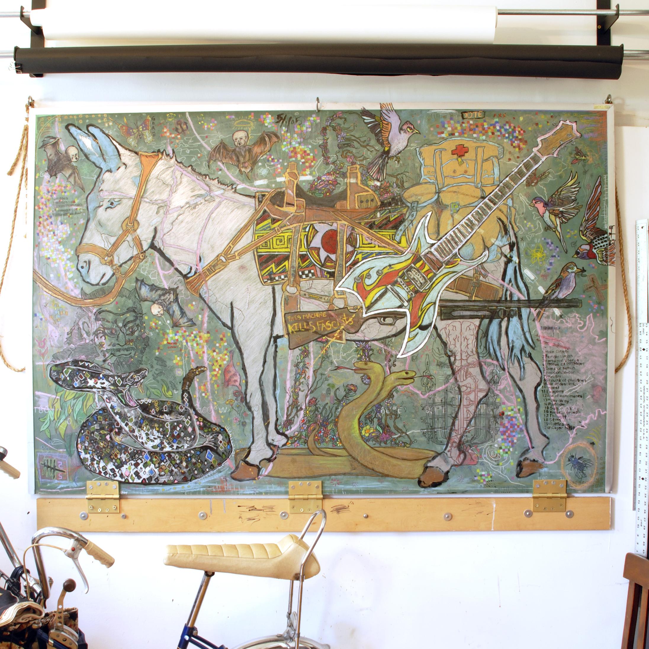 """Bradly Brown """"Donkey Punch"""" (2008)"""