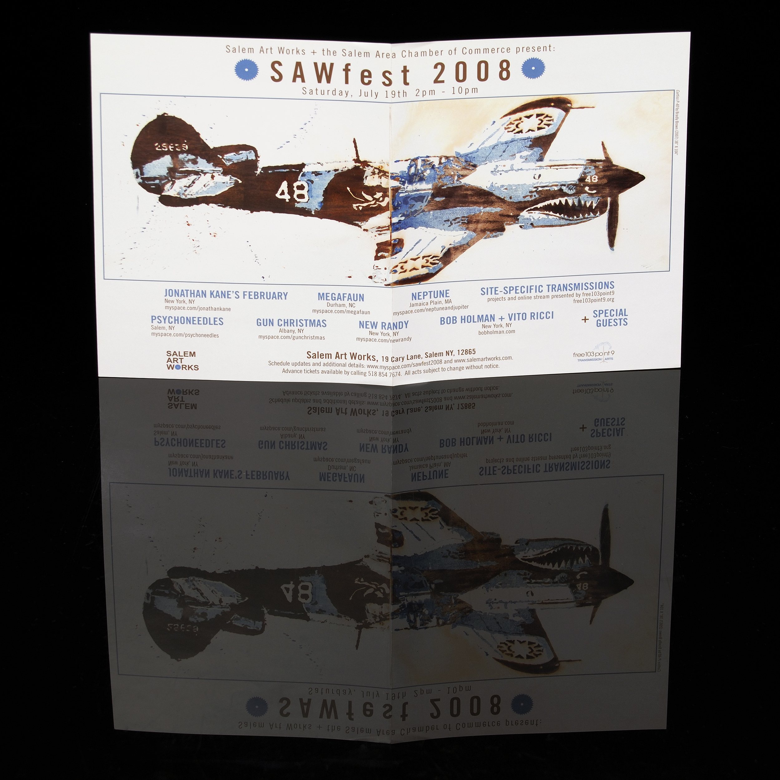 SAWfest Poster (2008)
