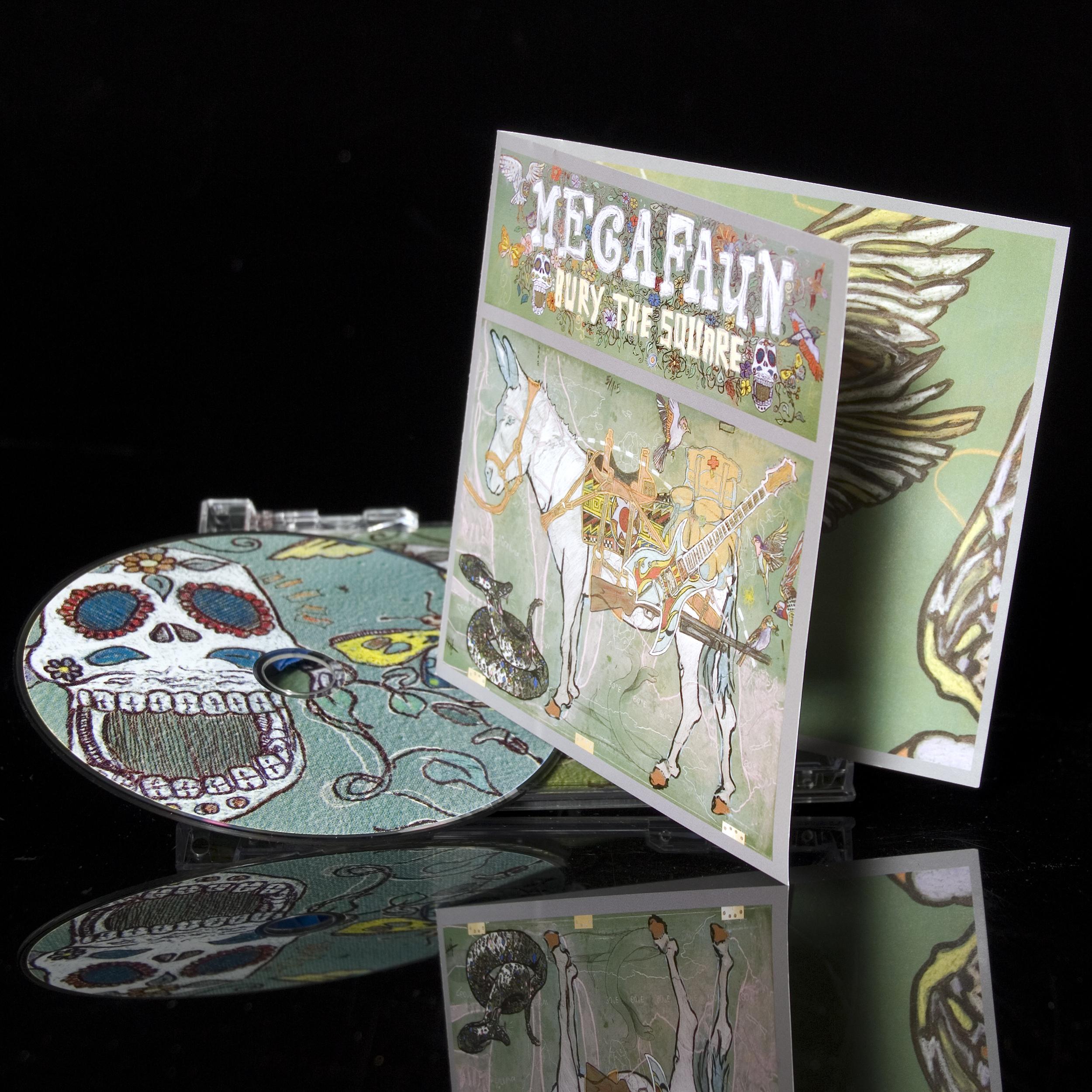 Megafaun (2008)