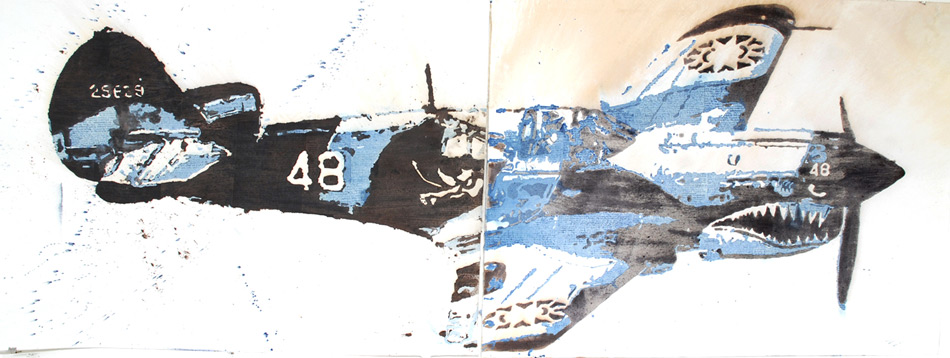 Curtiss P- 40