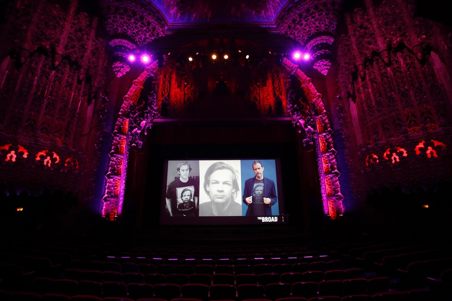 Los Angeles Premiere Co-Presented by The Broad and The Theatre at ACE Hotel March 16, 2017  With special guests Henry Rollins, Tony Oursler and Kim Gordon.  Photo by Ryan Miller