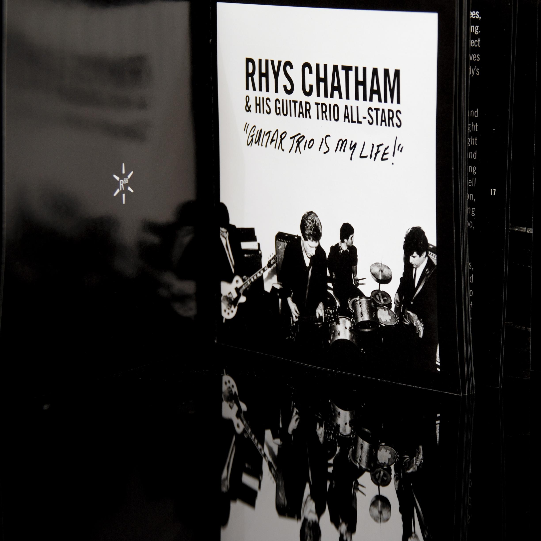 Rhys Chatham & His Guitar Trio All-Stars