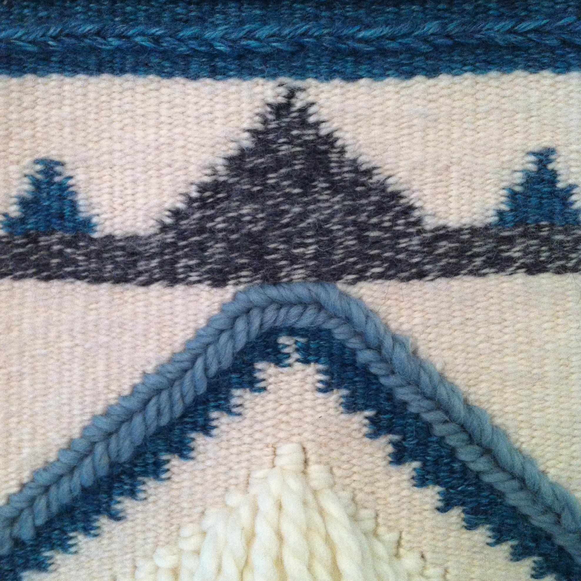 Blue Bell, detail