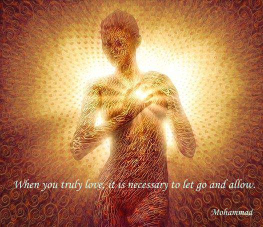 When you truly love, it is necessary to let go and allow. .png