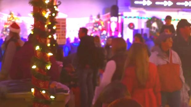 Christmas events in Calgary (Kim Talks/YouTube)