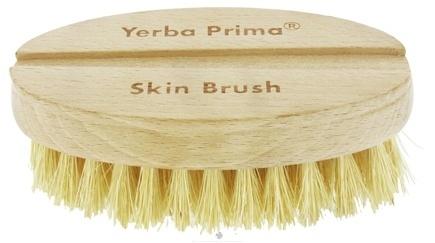Yerba Prima dry skin brush