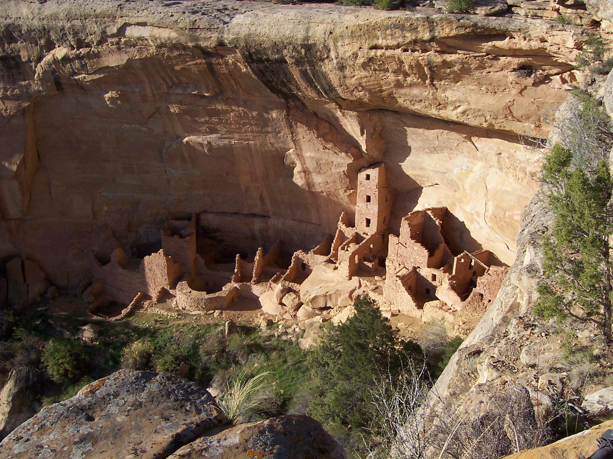 Southwest Ruins April 2010 035
