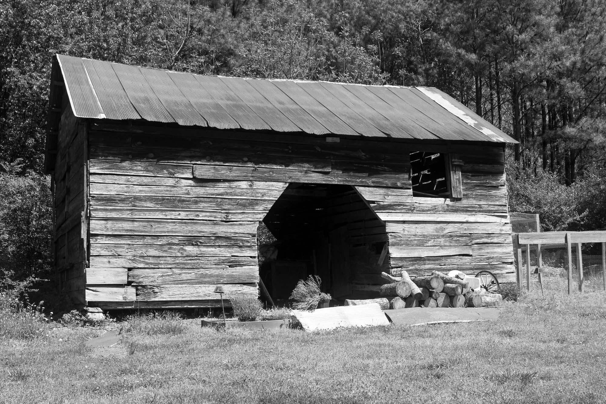Flat Rock Archives Barn