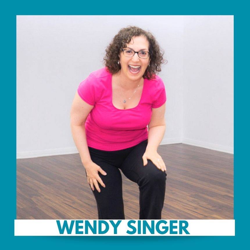 Wendy Singer is a  Laughter Yoga  Teacher, and Certified Laughercize Party and Workshop Leader, and the creator of Laughter 101: No Joke(s)! - a four-week course designed to use laughter as a health and wellness tool. She offers Laughter Yoga Leader certification courses, and currently offers the only weekly Laughter Yoga course in Montreal at Meta 1111. Wendy discovered the benefits of laughter, and the importance of living a joyful life several years ago while recuperating from an illness. She is a firm believer in the benefits of laughter, has integrated into her daily life, and has made it her mission to share it with anyone who is prepared to give it a try. Wendy is a Communications Consultant with the English Montreal School Board, and Managing Editor of  Inspirations  Newspaper: Celebrating inclusive communities.