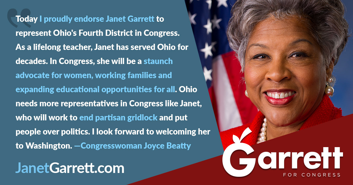 Copy of Congresswoman Joyce Beatty