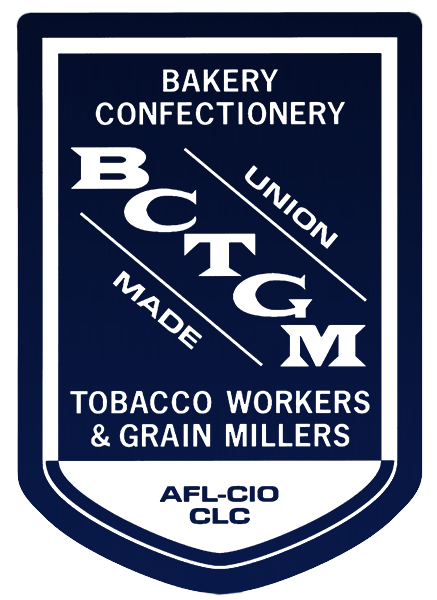 Copy of Bakery, Confectionery, Tobacco Workers, & Grain Millers Union