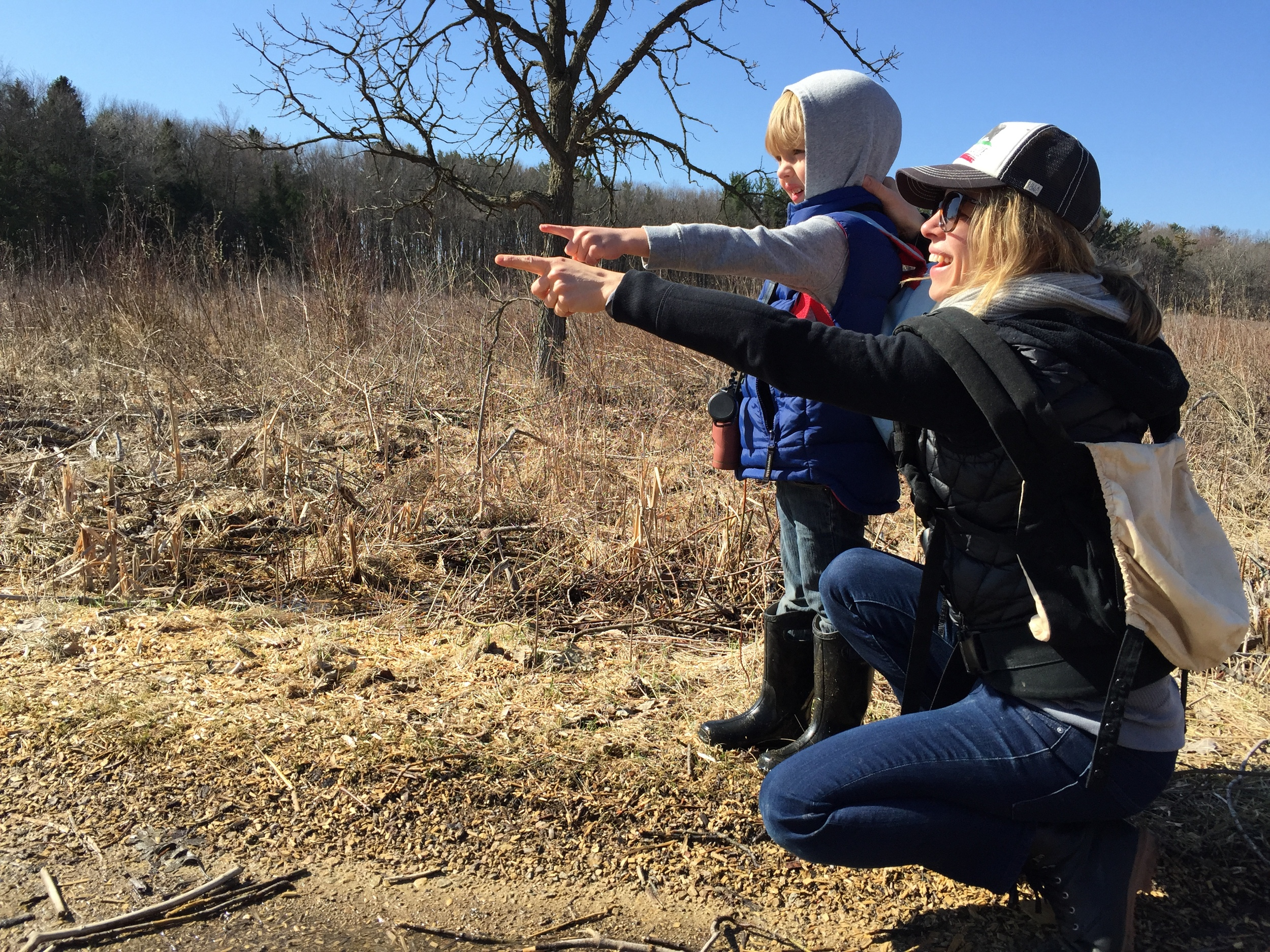Field trips   Fun, free and family-friendly excuses to get outside year-round!