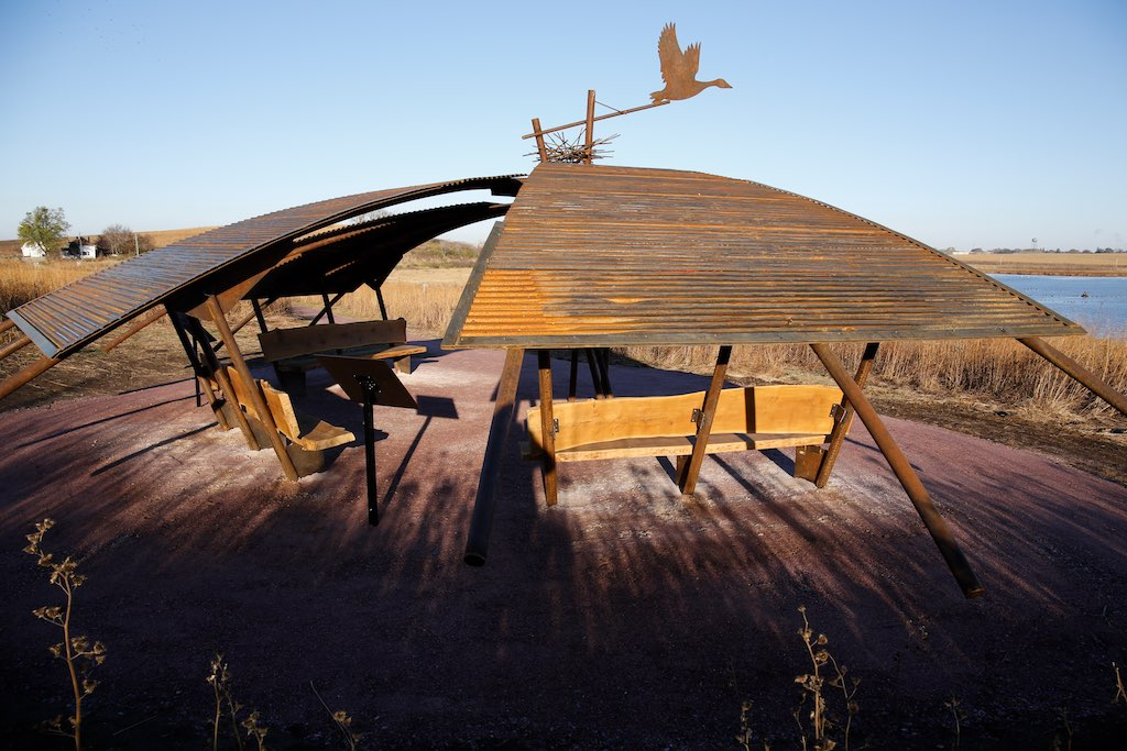 Wingspan Observation Platform