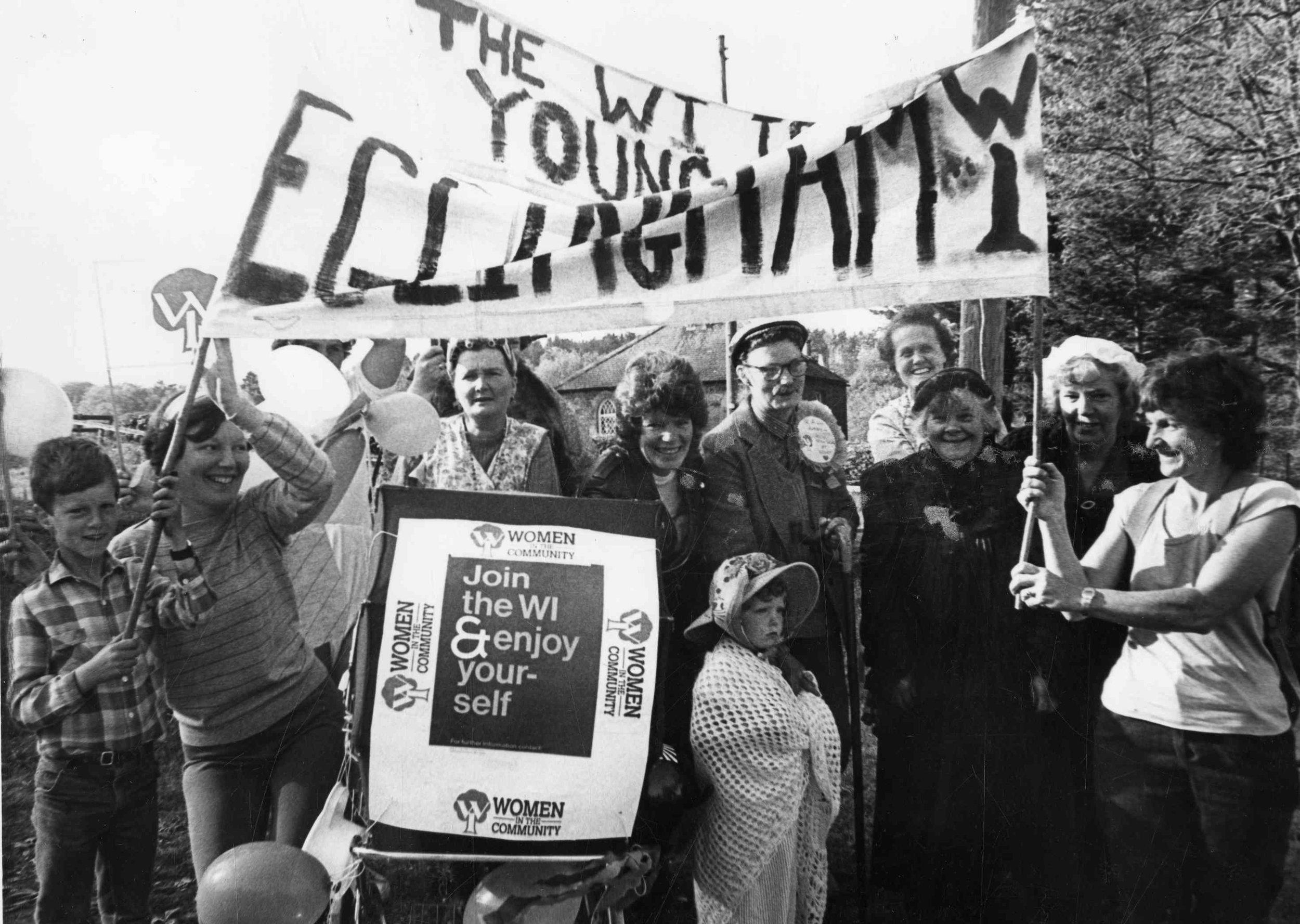 Women's Institute — Eglingham Parish