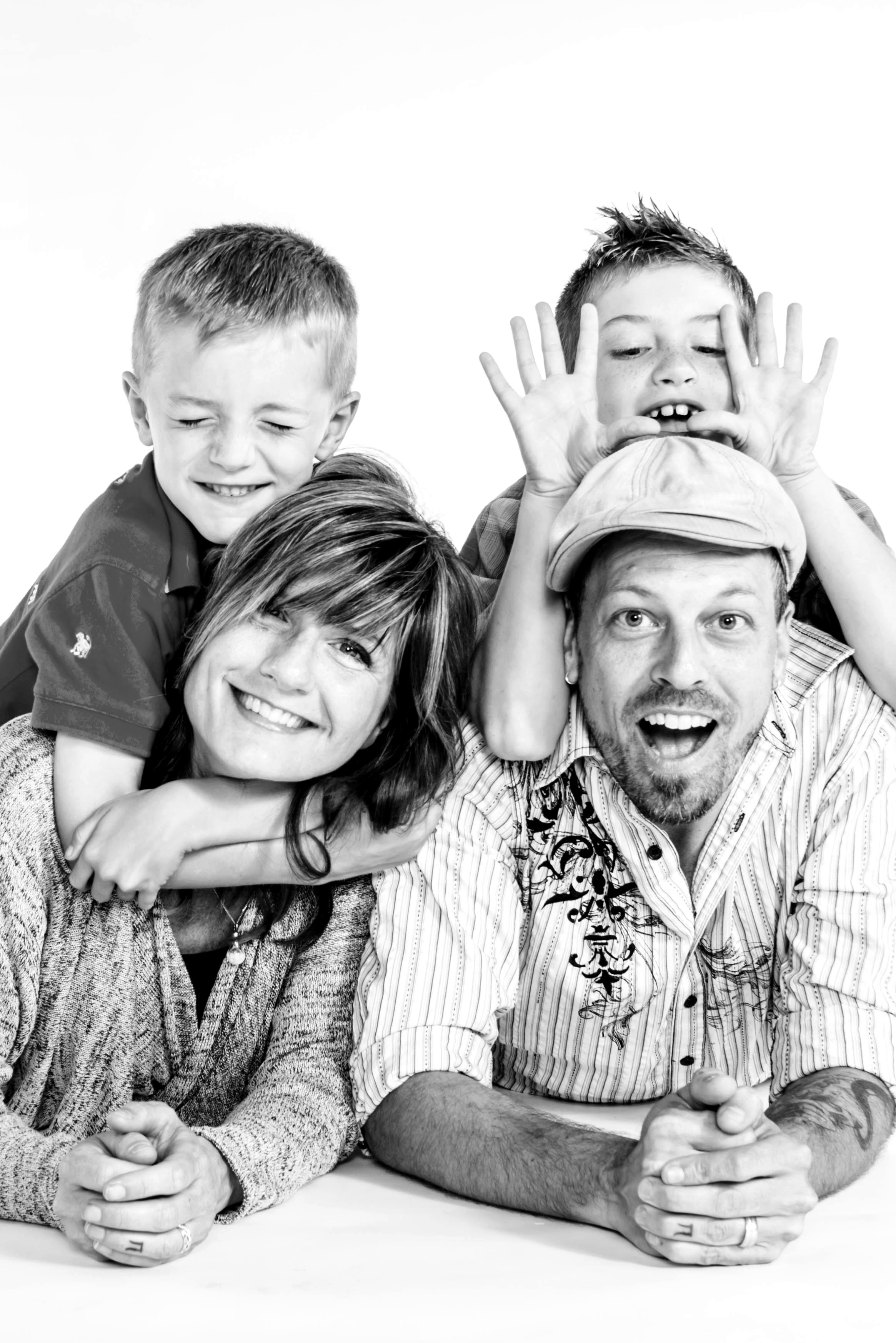 Richardson Family 2014-10bw.jpg
