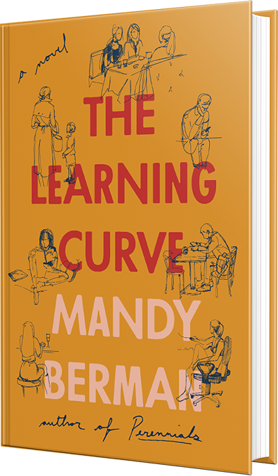 mandy berman, the learning curve, novel, book