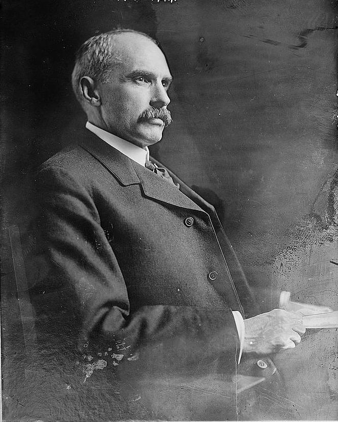John Cotton Dana. Image: WikiSource.