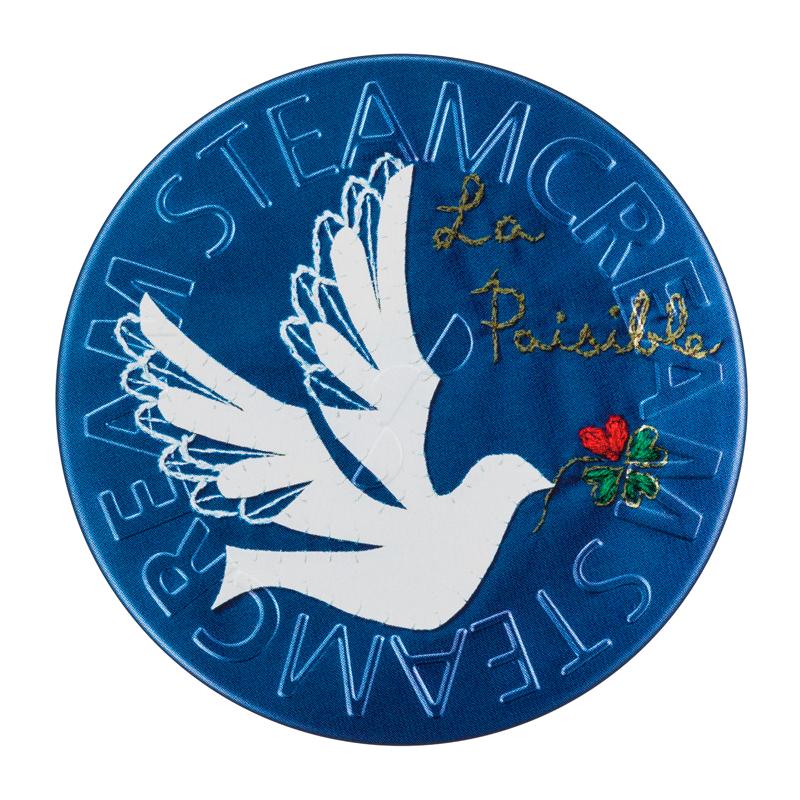 STEAMCREAM - La Paisible
