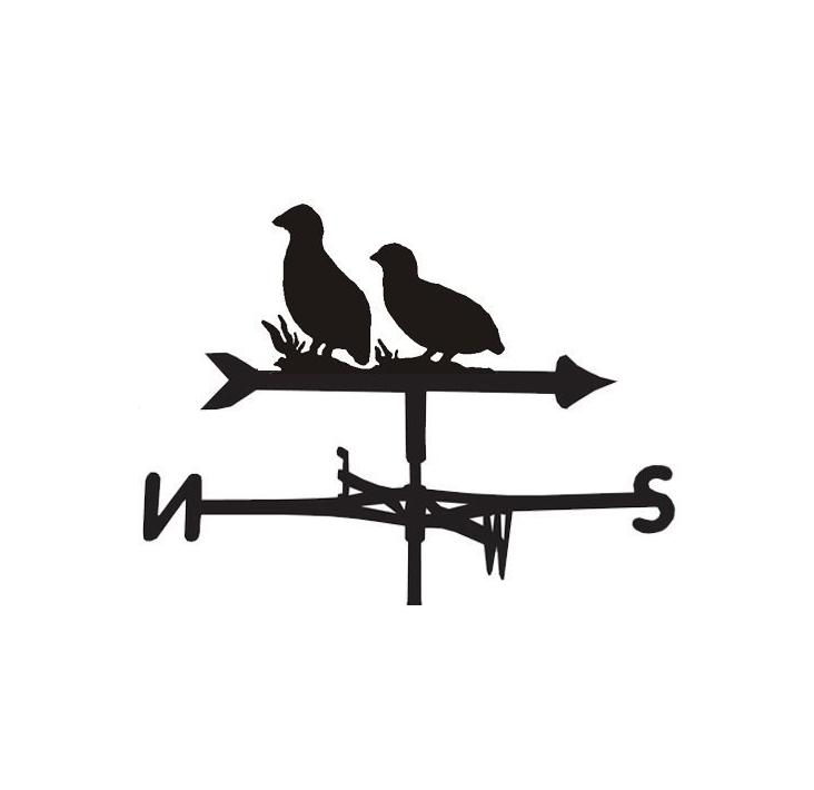 Partridge Weathervane