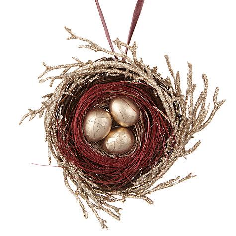 Midwinter Egg Nest